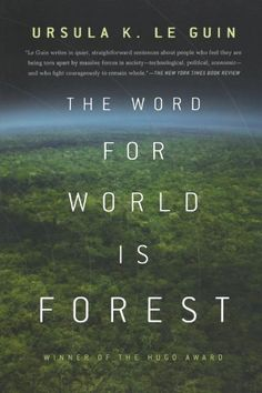 The Word for World is Forest by Ursula K. Le Guin http://www.amazon.com/dp/0765324644/ref=cm_sw_r_pi_dp_5kTWub0QDBPTP