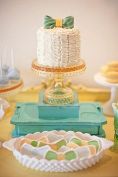 Baby Shower Cakes | PartyChic