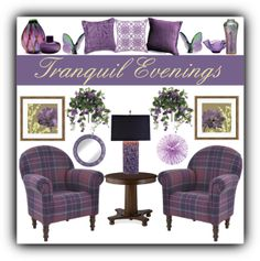 """""""Tranquil Evenings"""" by stephlo-1 on Polyvore"""