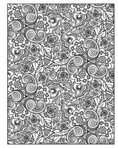 Diabolically Detailed Colouring Book (Volume 1) (Art-Filled Fun Colouring Books): Amazon.co.uk: Various, H.R Wallace Publishing: 9781499680768: Books