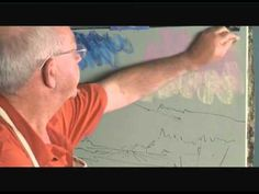 Now playing on http://ArtistsNetwork.tv, follow along with this video on How to Paint Mountains and Water in Pastel as artist Arnold Lowrey takes you step-by-step through two different pastel landscapes. Learn a variety of pastel techniques, including how to sketch out a strong composition, when to use the sides and points of your pastels, and the best methods for blending colors.