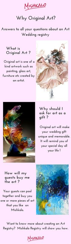 Mishkalo is a unique wedding gift registry for art. Get a meaningful gift and donate to charity with your wedding registry. Unique Wedding Gifts, Unique Weddings, Beach Wedding Inspiration, Wedding Ideas, Wedding Decor, Engagement Couple, Wedding Engagement, Magical Wedding, Woodland Wedding