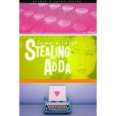 Stealing Adda's original paperback cover ~ 2006