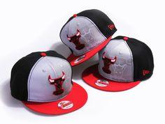 new era gorra de new york,Fluorescente Chicago Bulls Snapbacks .
