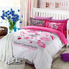 We know how much the impact that bedding could make to determine the image of our bedroom. The coverage of these bedclothes always capable of highlighting the theme we choose for our room