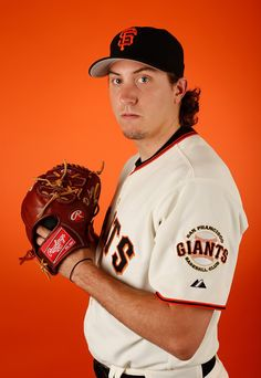 Pitcher Derek Law #64 of the San Francisco Giants poses for a portrait during spring training photo day at Scottsdale Stadium on February 27, 2015 in Scottsdale, Arizona. (February 26, 2015 - Source: Christian Petersen/Getty Images North America)