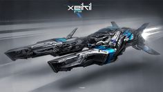 Futuristic Spacecraft Wallpaper (page 3) - Pics about space