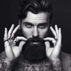 Daily Beards By Noble Grooming http://NobleGrooming.com