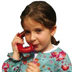 TOOBALOO UNIDAD DV338 Una herramienta innovadora, que se parece a un teléfono y que permite escuchar los sonidos que se pronuncian de diferentes maneras y sin interferencias sonoras.