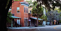 <h3>Micanopy</h3> <br><b>What's so great about it: </b> This stunning old, southern town is full of charm from its people to the ancient buildings. Surrounded with oaks and spanish moss roads all over the town, walking there will make you feel as if you're in the gorgeous scenes of an old timey southern film. Micanopy held parts of the Seminole war as both a place for refuge and then conquest. To learn more about the town's history, make a stop at the Micanopy Native American Heritage…