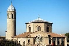 Church of San Vitale (Byzantine-style church in Ravenna, Italy)
