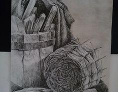 "Check out new work on my @Behance portfolio: ""Still life  50x70cm"" http://be.net/gallery/45789937/Still-life-50x70cm"