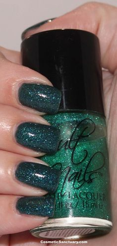 Cult Nails - Hypnotize Me over Awakening