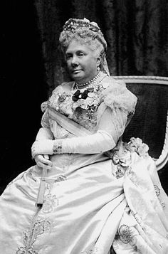Her Royal Highness Princess Gaetan of Bourbon-Two Sicilies, Countess of Girgenti (1851–1931) née Her Royal Highness Infanta Isabella of Spain