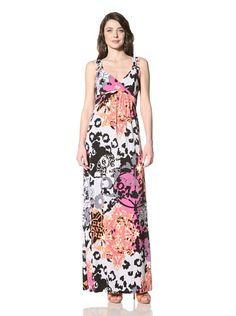 59% OFF Hale Bob Women\'s Maxi Dress (Multi Color)