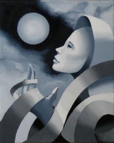 Mark Webster Art | ... , original painting by artist Mark Adam Webster | DailyPainters.com