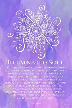 Illuminated Soul by