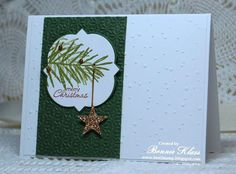 Merry Monday Peaceful Wishes by bon2stamp - Cards and Paper Crafts at Splitcoaststampers
