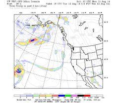 Gulf of Alaska Precipitation Gulf Of Alaska, Weather, Map, Location Map, Maps, Weather Crafts