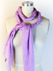 Instructions: We think this unique knot looks like a bunch of grapes — Carmen Miranda would approve. This style sure is a sweet treat for your wardrobe. Whether you think this knot looks like...