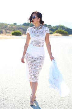 52ef68f8a8d2 the white lace dress ktr collection White Shop