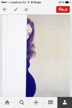 Beautiful maternity photo