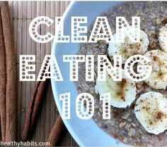 Clean eating recipes, workouts, grocery list and more!