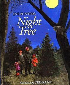 Nighttree and bird feed craft