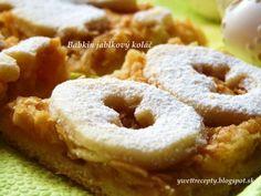 Babkin jablkový koláč (fotorecept) - obrázok 13 Onion Rings, Doughnut, Ethnic Recipes, Food, Milan, Essen, Meals, Yemek, Onion Strings