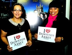 All they want for #ValentinesDay is more #DowntonPBS! #iheartdowntonabbey