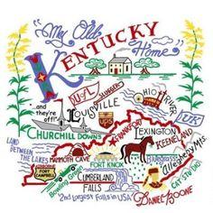 Catstudio Kentucky Glasses: Amazon.com: Kitchen & Dining