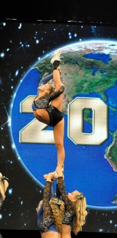 nice form | scorpion #cheer competitive cheerleading cheerleader stunt competition #KyFun