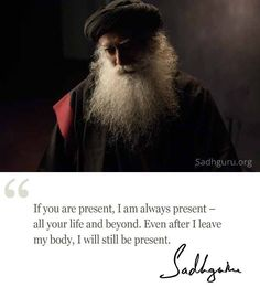12th March quote from Sadhguru