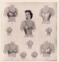 Vintage Sewing Book 1930's Underwear and Lingerie by Mrsdepew
