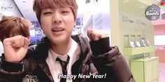 Jin's 2015 greeting