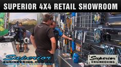 Checkout the NEW Video showcasing the #SuperiorEngineering #4x4 Super Retail #Showroom https://youtu.be/sDVNJhsEIFg