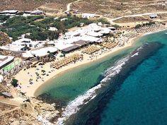 Paradise Beach, Mykonos