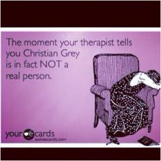 Christian Gray - I totally get this now!