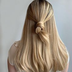 Light Blonde Hair, Half Up Half Down, Dreadlocks, Long Hair Styles, Beauty, Beautiful, Beleza, Dreads, Long Hair Hairdos