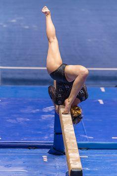 UofU-2014-gymnastics-223 | fascination30 | Flickr Gymnastics Photos, Artistic Gymnastics, Gymnastics Girls, Ford Zephyr, Female Gymnast, Olympic Athletes, Ski Goggles, Football Memes, Sports Stars