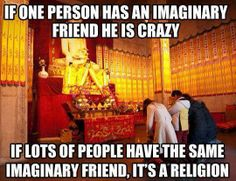 if one person has an imaginary friend.....