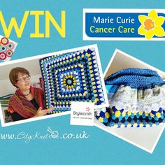 cityknits2 Win a fab handmade bag from @crafternoontreats filled with @stylecraftyarns! & raise funds for @mariecurieuk #instaknitters #instacrochet #knitting #crochet #charity #win #mariecurie see here for details http://ift.tt/1NZLaWN