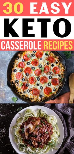 Can't miss easy keto casserole recipes!!  These keto casseroles are the BEST!!  So many low carb casserole recipes you can make for the best keto dinner, plus there are even keto breakfast casseroles included too!! Keto diet beginners will want to pin this one for sure! #ketorecipes #keto #lowcarb #casseroles #casserolerecipes #ketodietforbeginners Best Low Carb Recipes, Low Carb Dinner Recipes, Keto Dinner, Keto Recipes, Icing Recipes, Pancake Recipes, Crepe Recipes, Waffle Recipes, Avocado Recipes