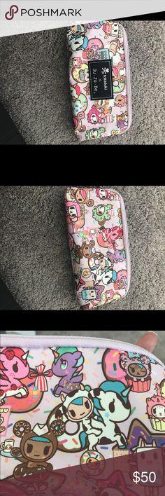 Jujube tokidoki dss medium set piece jjb Donutella sweet shop ju ju be from be set. Euc like new no corner wear or issues Accessories Bags