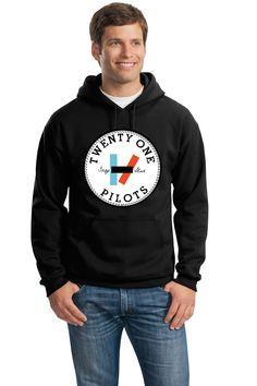 Twenty One Pilots Hooded Sweatshirt