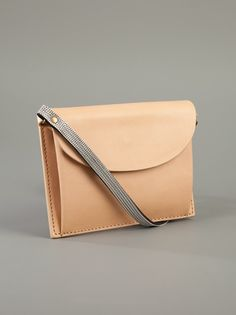 Cute for summer ! ACNE 'STELLA' SMALL LEATHER BAG