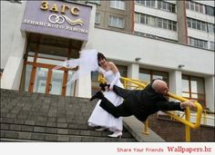 Crazy Hilarious Wedding Pictures! | Funny Wallpapers