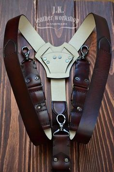 3eb3c306fff7 Mens Leather suspenders Personalized Men s suspenders Brown suspenders Mens  braces Handmade men s suspenders Wedding suspenders Wedding