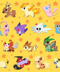 Nintendo Pokemon, All Pokemon, Cute Pokemon, Simple Wallpapers, Kawaii, Comic Games, Anime Demon, Wallpaper Backgrounds, Nerdy