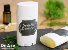 This homemade probiotic deodorant is easy to make, beneficial to your body, cost effective and it works!